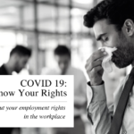 COVID 19: Know Your Rights