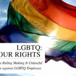 Supreme Court Issues Ruling Making It Unlawful To Discriminate Against LGBTQ!